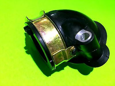 Carburetor /& Intake Manifold Boot Fit for Spiderbox Hammerhead Twister 150cc Go Kart