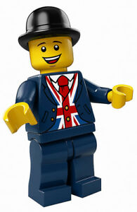 New Lego Lester Minifigure 40308 Exclusive from Leicester Square UK