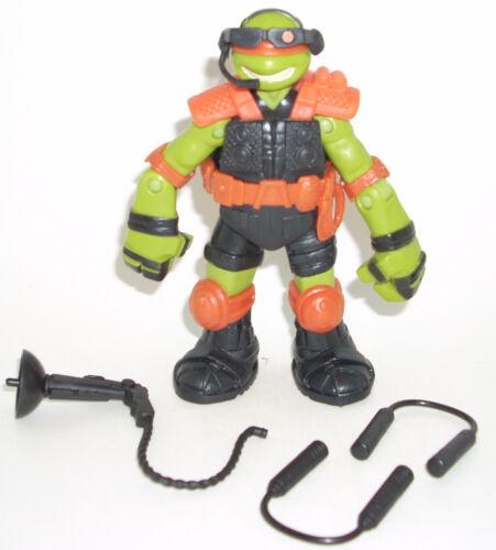 Teenage Mutant Ninja Turtles Action Figure-la tua scelta completa-Nickelodeon