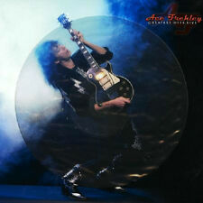 Kiss, Ace Frehley, Greatest Hits Live. (Numbered Picture Discs) 2LP Set.  SEALED