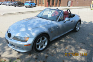 1998 BMW Z3 V6. ONLY 99,000 KMS FOR $14990.00