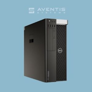 Details about Dell Precision T7610 2 x E5-2680 8-Core 2 7GHz/ 64GB/ 12TB(4  x 3TB) /1 YR Wty