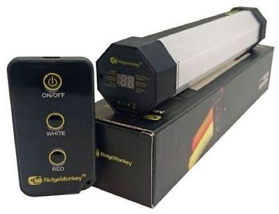 New RidgeMonkey Ridge Monkey Multi Lite Duo IR + Remote Waterproof Bivvy Light