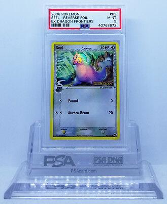 Seel Englisch Pokemon EX Dragon Frontiers 62//101