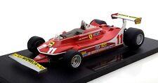 GP REPLICA'S GPR 002 FERRARI 312 T4 F1 model car Jody Scheckter WC 1979 1:18th