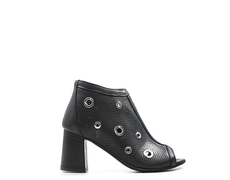 Schuhe NERO REBECCA VAN DIK Frau NERO Schuhe Naturleder SIRIA108-NE 901dcd