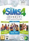 The Sims 4 Bundle Inc 3 DLC Games Vampires Kids Room Backyard Pc/mac