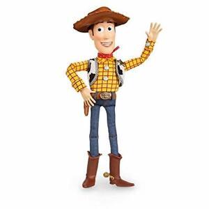 TOY-STORY-4-Sheriff-Woody-Talking-Doll-Action-Figure-15-Sayings-Disney-Pixar
