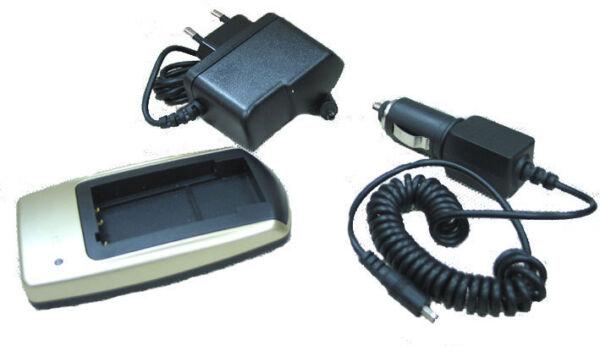 Tischladegerät und AKKU  für AKKU Ladegerät Ricoh CX5