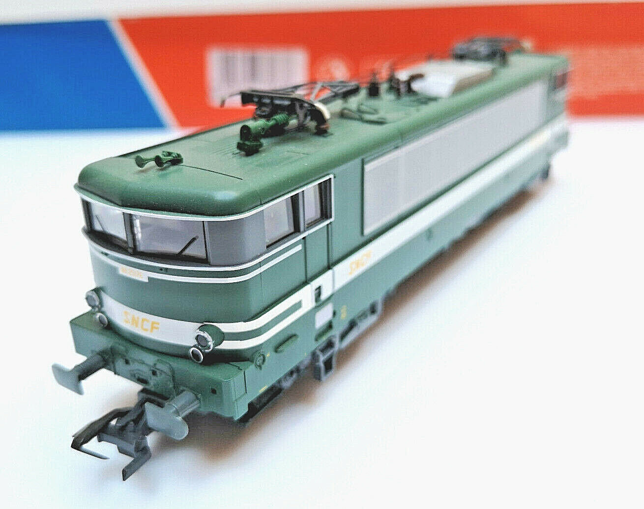 Roco 43573 French SNCF BB 25176 verde Livery Electric Engine