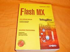 flash mx   tutto & oltre  apogeo 2002