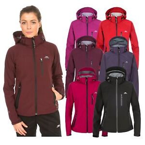 Trespass-Bela-Womens-Soft-Shell-Jacket-Breathable-in-Black-amp-Purple