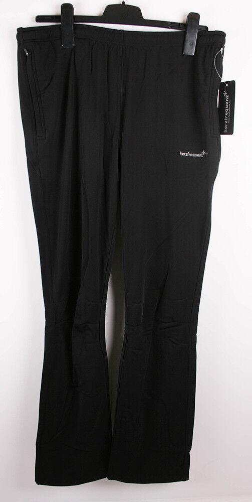 Herzfrequenz Herren Pants lang Warm Trainings Trainings Trainings Fitness Jogging Hose  S 0cc97a