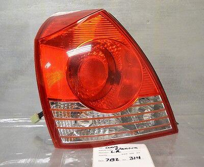 2004-2005-2006 Hyundai Elantra Sedan Left Driver OEM tail light 14 7B2