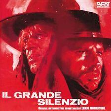 Il Grande Silenzio-Un Bellissimo Novembre - Ennio Morricone (2014, CD NEUF)