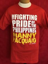 1ef5186fd6ee item 4 NEW Manny Pacquiao the fighting pride of the Philippines boxing  boxer T-shirt -NEW Manny Pacquiao the fighting pride of the Philippines  boxing boxer ...