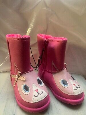 m and s girls boots