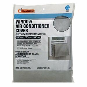 frost king ac5h outside window air conditioner cover 20 x