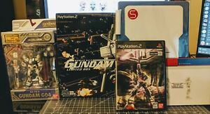 PS2-Mobile-Suit-Gundam-Encounters-in-Space-Limited-Box-BARELY-USED