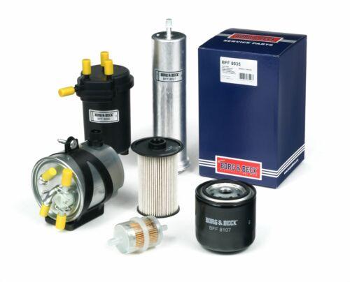 BORG /& BECK Filtre à carburant pour Volvo V40 moteur essence 2.0 100 kW