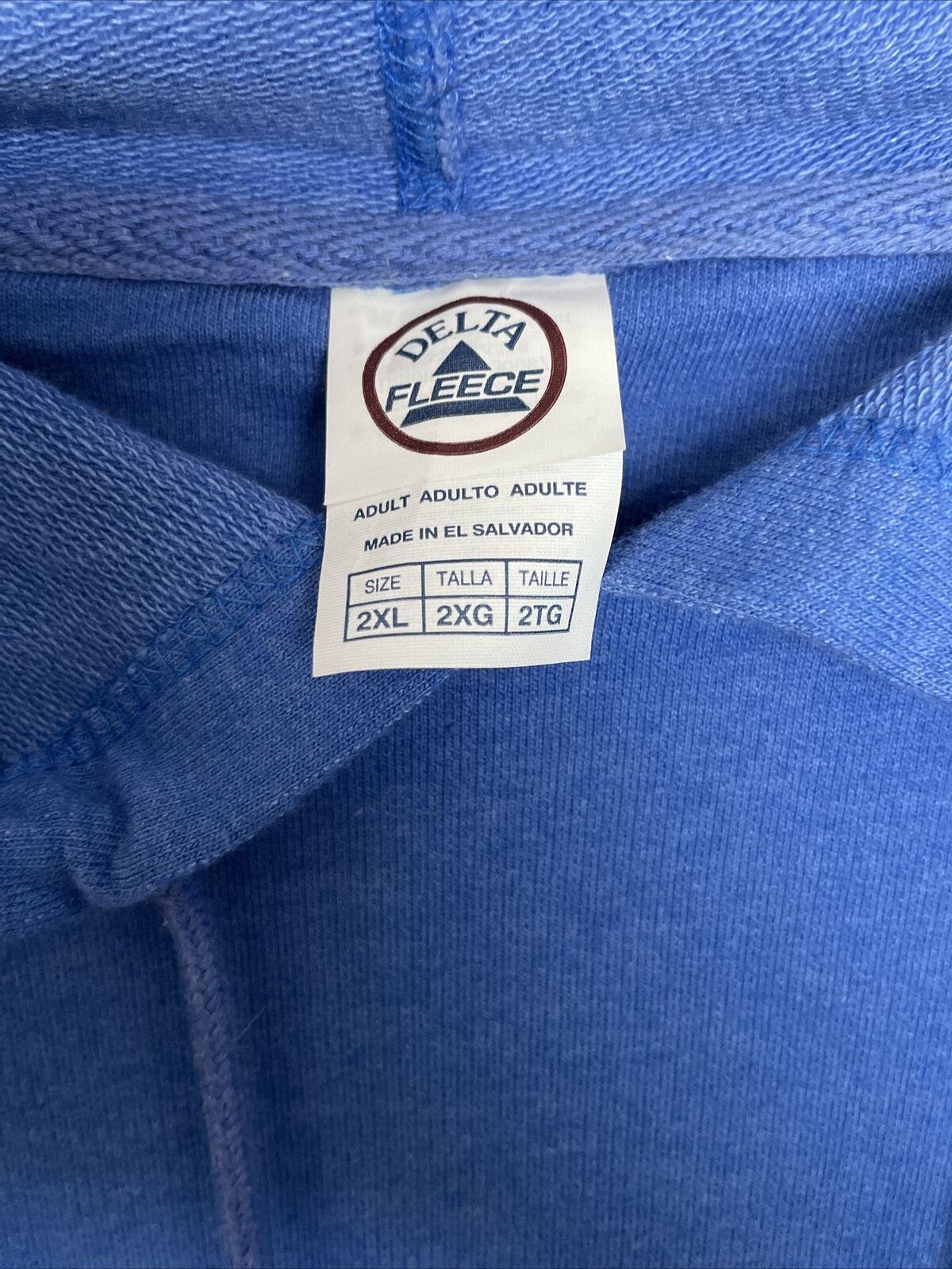 Mork And Mindy Nanu Nanu Blue Sweatshirt Size 2XL… - image 5
