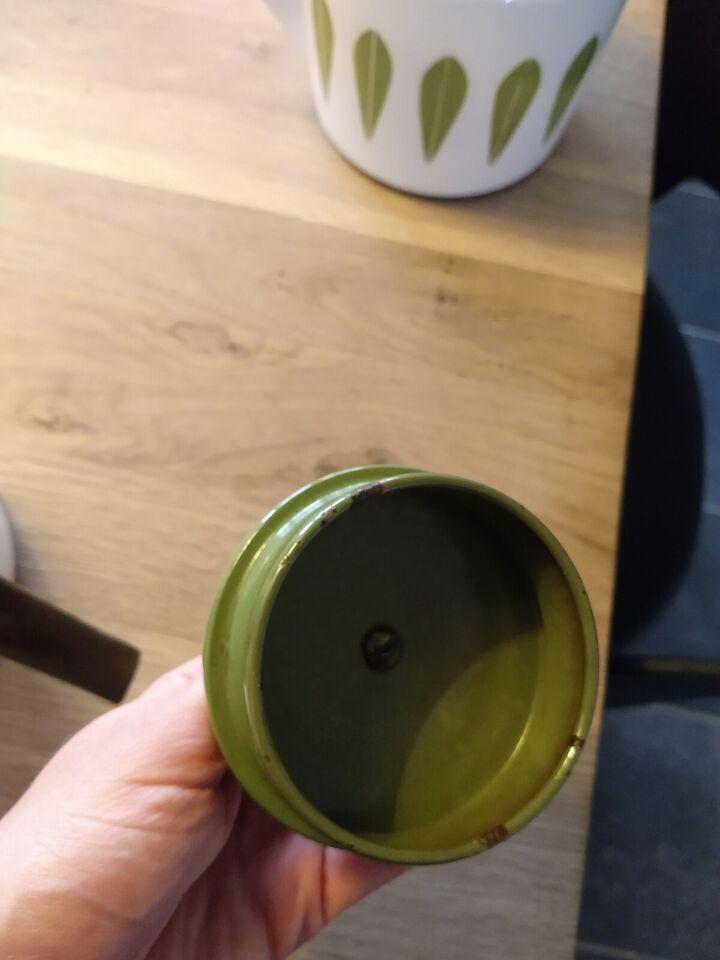 Emalje, Kaffe og the kander, Lotus
