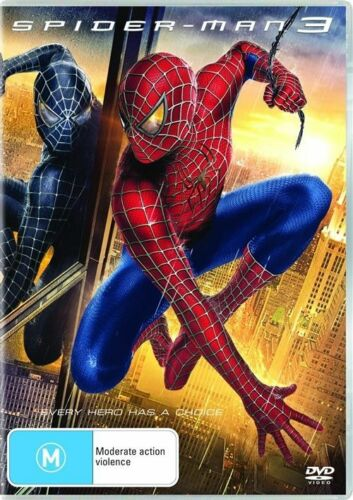 1 of 1 - Spiderman 03 (DVD, 2010)