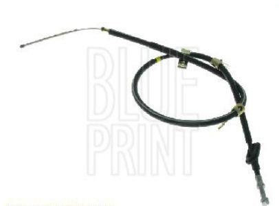 Para Subaru Impreza 2.0 I Wrx wrxsti importación Turbo 1997-2007 Rh Cable De Freno Trasero