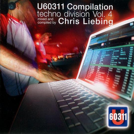 U60311 TECHNO DIVISION 4 = Chris Liebing = Villalobos/Wink...=2CD= TECHNO MIXED!