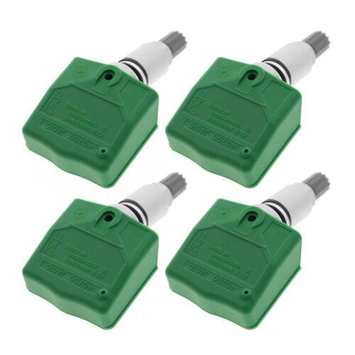4x TIRE PRESSURE SENSOR TPMS For Nissan Infiniti GT-R Murano 315 MHz 40700-JA01C
