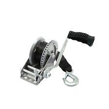 Drive Gear Trailer Winch Hook Amp Strap 1200lb Load New