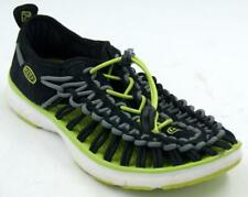 KEEN UNEEK O2 Sandals Toddler Size 8 Black//Macaw Lime Green Shoes Summer Boy