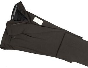 Us 41 Armani da pantaloni etichetta 60 Giorgio con E scuro 695 nera marrone Nuovi dollari eleganti wq0PxPv