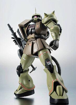 Bandai Robot Spirits Zaku Ii Ms-06 Real Type C Action Figure