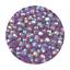 thumbnail 59 - 1000-Rhinestones-Crystal-Flat-Back-Resin-Nail-Art-Face-Gems-Crafts-Festival