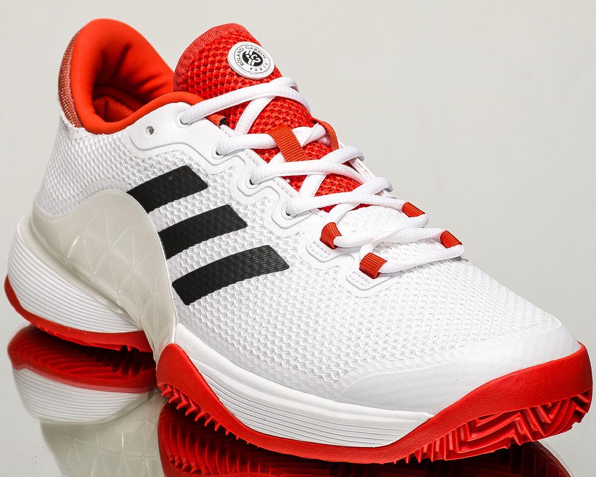 Adidas Roland Garros Barricade 2017 arcilla Hombres Tenis Zapatos Tenis Nuevo BA9102