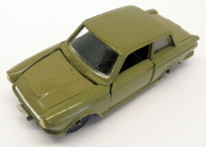 USSR Branded 1/43 Scale - USSR04 Ford Consul Cortina MK1 Green