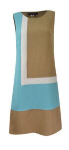 Tommy-Hilfiger-Women-039-s-Colorblocked-Shift-Dress