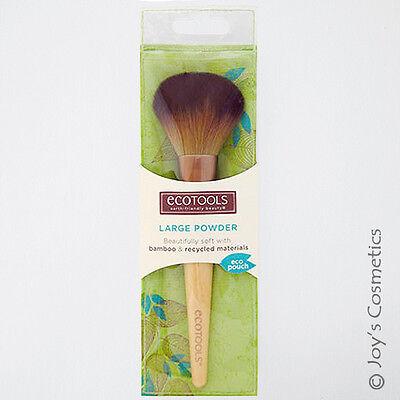 """1 ECOTOOLS Makeup Brush - Large Powder Brush  """"ET-1200""""   *Joy's cosmetics*"""