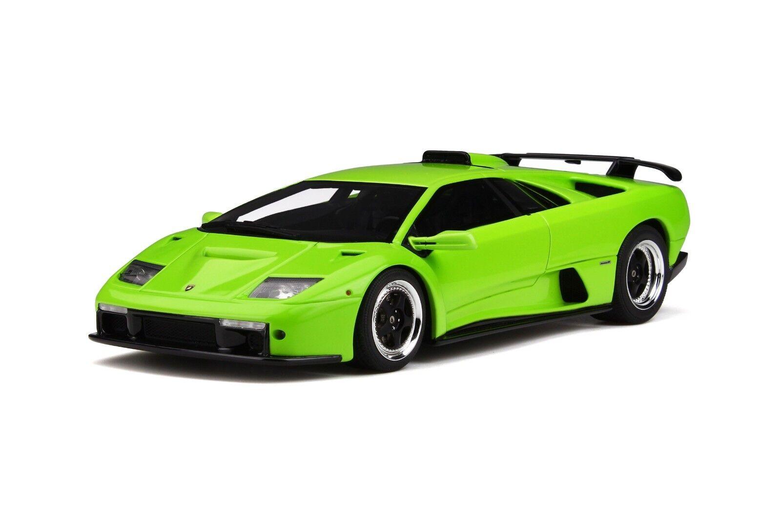 Lamborghini Diablo GT • NEU • GT Spirit GTS18507GR • 1 18