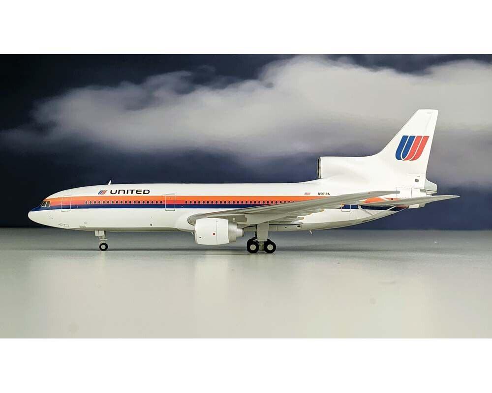 JC Wings United Airlines L1011-500 N501PA échelle 1 200 JC2UAL061