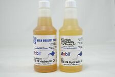 2 Pints Of Mobil 24 And 26 Dte Oil Bridgeport Haas Mills Amp Hardinge Lathes