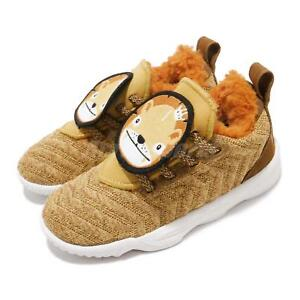 955bceb6dce3 Nike LeBron XVI LB TD 16 James Lion Wheat Gold Toddler Infant Shoes ...