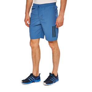 Details zu Adidas 3 Stripes Herren Kurze Hose Shorts Training Schwimm Baden Urlaub Badehose