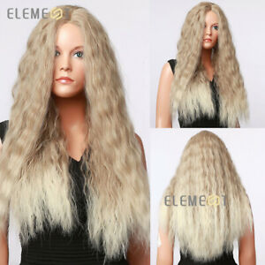 Long-Curly-Ombre-Blonde-Synthetic-Hair-Wigs-for-Women-Heat-Resistant-SEE-VIDEO