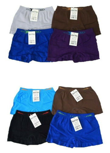 Bambini Boxershorts NUOVO giovani Boxershorts 4tlg bambini sotto i pantaloni slip COOL