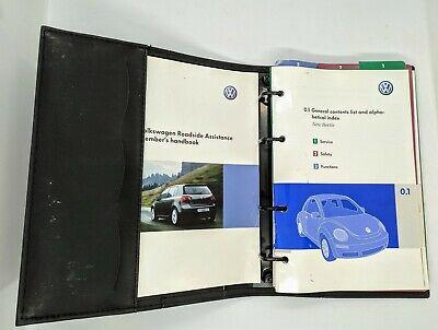 GENUINE HONDA CR-V HANDBOOK OWNERS MANUAL WALLET 2006-2011 PACK M-838