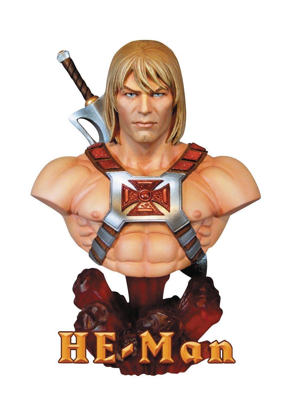 Amos del universo he-man, TWEETERHEAD Busto