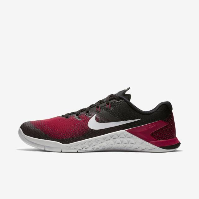 Men's Nike Metcon 4 Black/Vast Grey