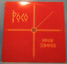 POCO INDIAN SUMMER VINYL LP 1977 ORIGINAL PRESS GREAT COND! VG+/VG+!!A